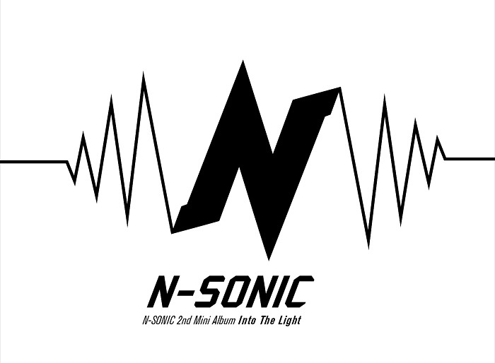 Mini album Into The Light by N-SONIC