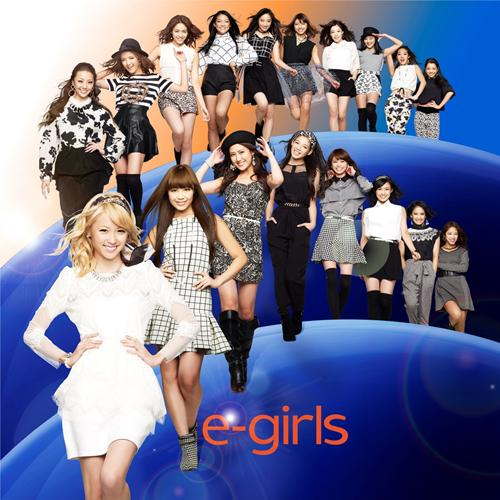 Single Kurukuru by E-Girls