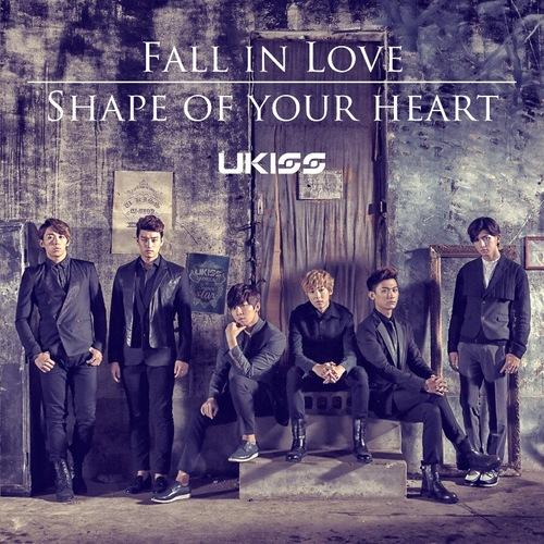 Shape of your heart by U-KISS