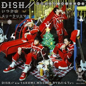Single Itsuka wa Merry Christmas by DISH//
