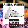 RUN FREE feat. AI & Miliyah Kato - m-flo