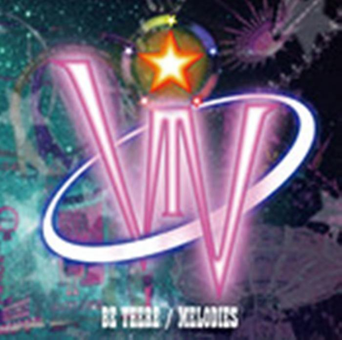 Single BE THERE / MELODIES by ViV