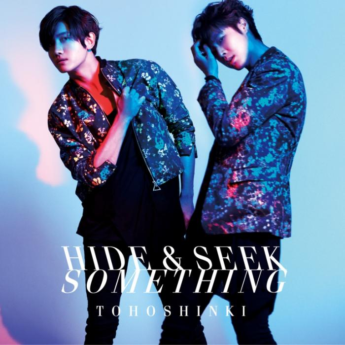 Single Hide & Seek / Something by Tohoshinki