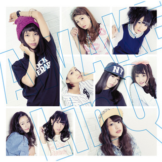 Album AWAKE -LinQ 2nd Gakushou- by LinQ