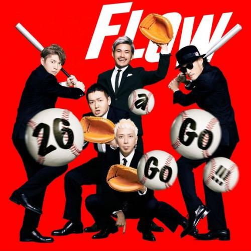 Album 26 a Go Go!!! by FLOW