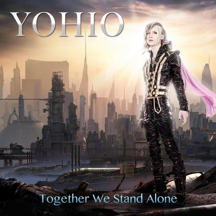 Album Together We Stand Alone by YOHIO