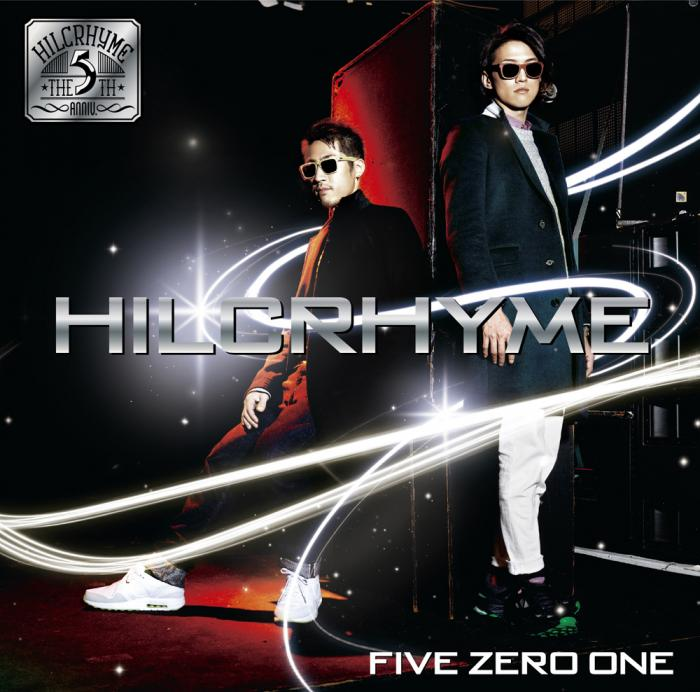 Album FIVE ZERO ONE by Hilcrhyme