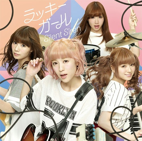 Single Lucky Girl by SILENT SIREN