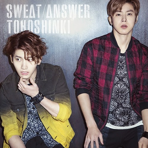 Single Sweat/Answer by Tohoshinki
