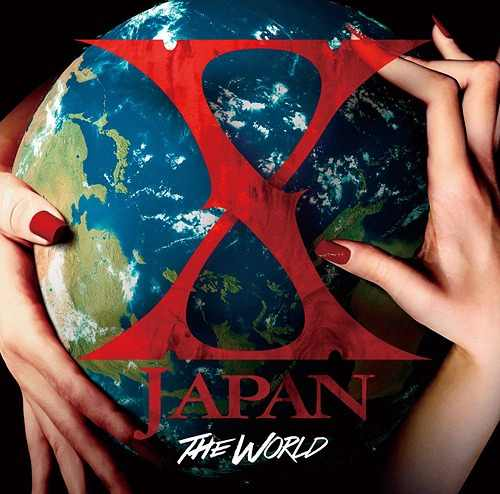 Album THE WORLD by X Japan