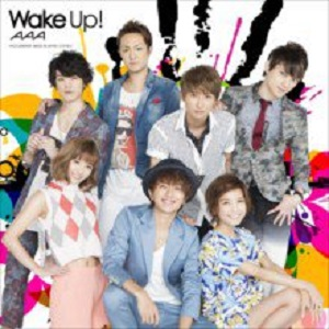 Single Wake up! by AAA