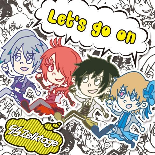 Single Let's Go On by Zelktage