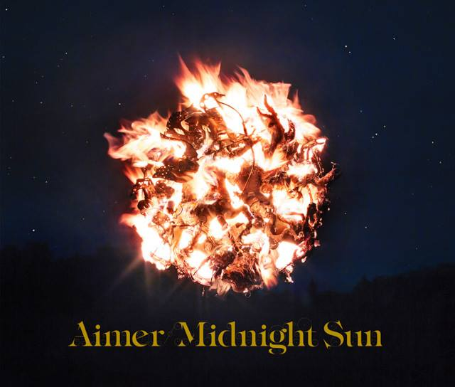 Album Midnight Sun by Aimer