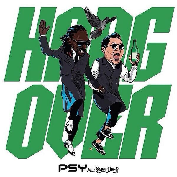 Hangover Feat. Snoop Dogg and G-Dragon by PSY