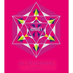 Album 2014 2NE1 World Tour [All or Nothing in Seoul] by 2NE1