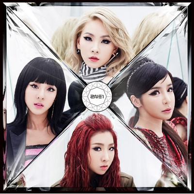 Album CRUSH (Japanese Ver.) by 2NE1