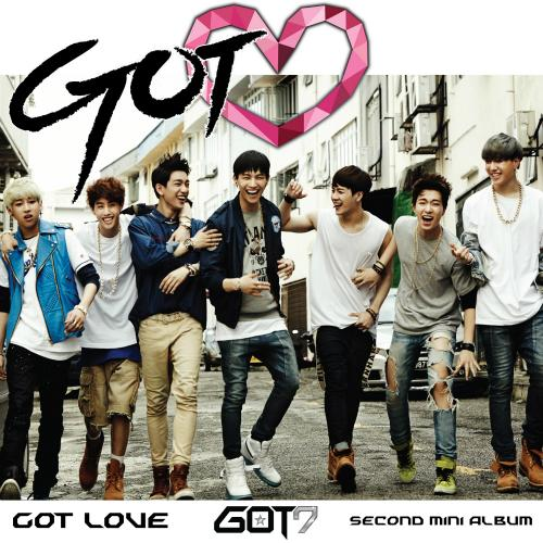 Mini album GOT❤ by GOT7