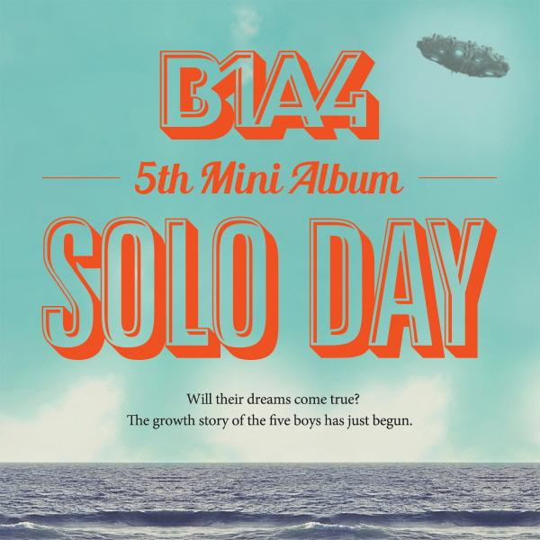 Mini album Solo Day by B1A4