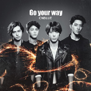 Single Go your way by CNBLUE