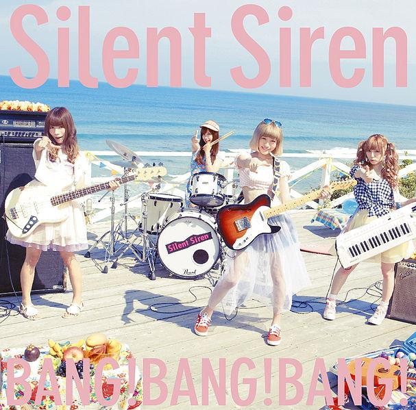 Single BANG!BANG!BANG! by SILENT SIREN