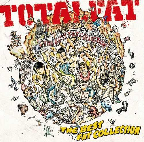Album THE BEST FAT COLLECTION by TOTALFAT