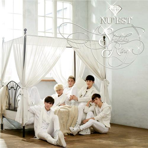 Single Shalala Ring by NU'EST