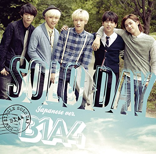 Single SOLO DAY by B1A4