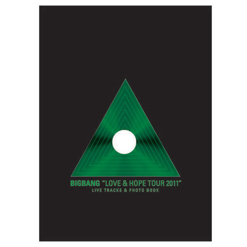 "Album BIGBANG ""LOVE&HOPE TOUR 2011"" by Big Bang"