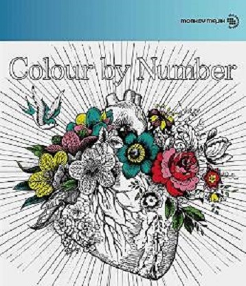 Album Colour By Number by Monkey Majik