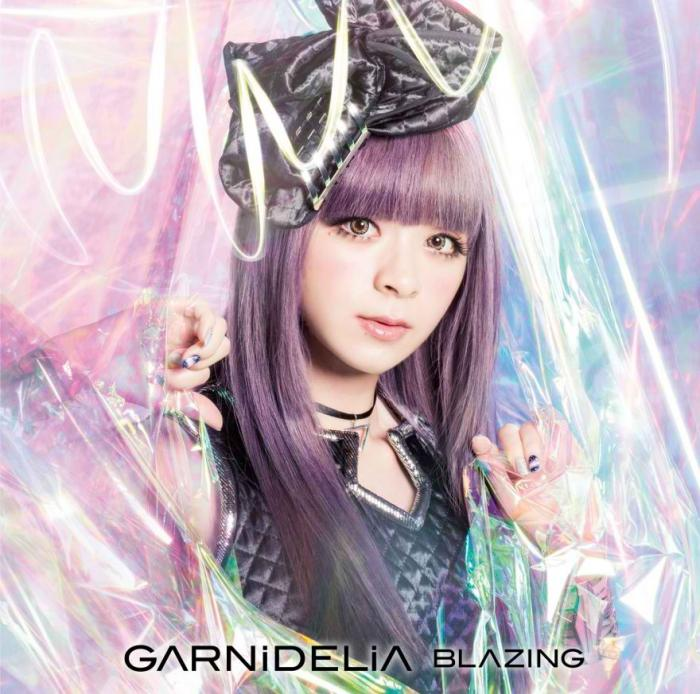 Single BLAZING by GARNiDELiA