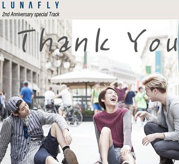 Single Thank You by LUNAFLY