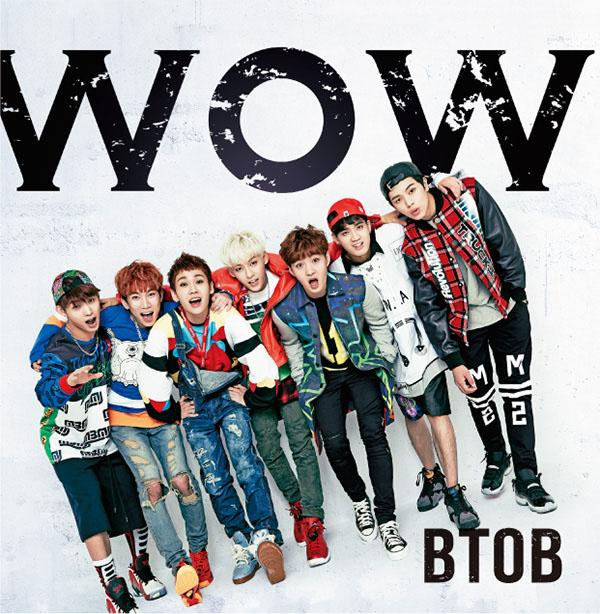 Wow(Japanese Ver.) by BTOB