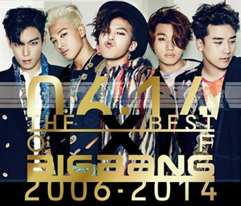 Album THE BEST OF BIGBANG 2006-2014 by Big Bang