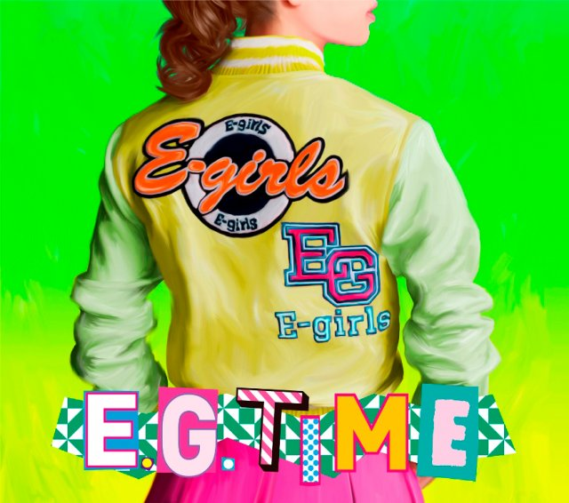 Album E.G. Time by E-Girls