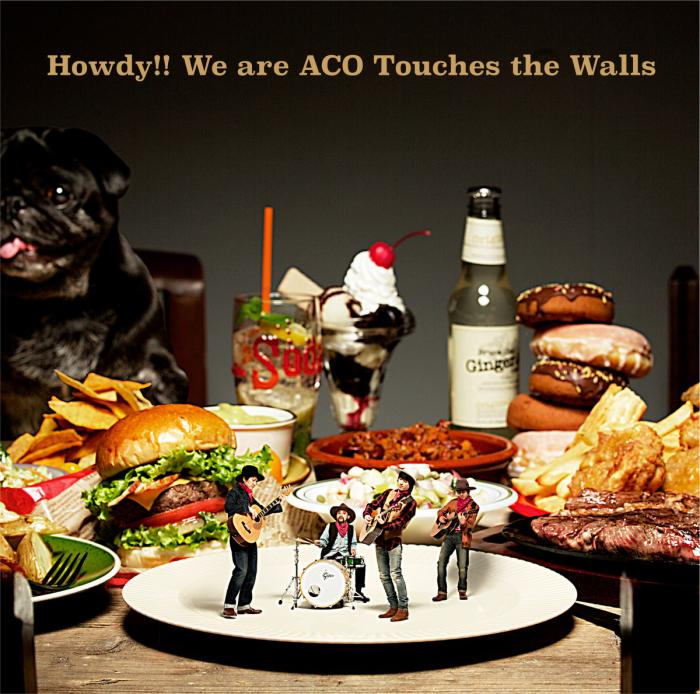 Album Howdy!! We are ACO Touches the Walls by NICO Touches The Walls