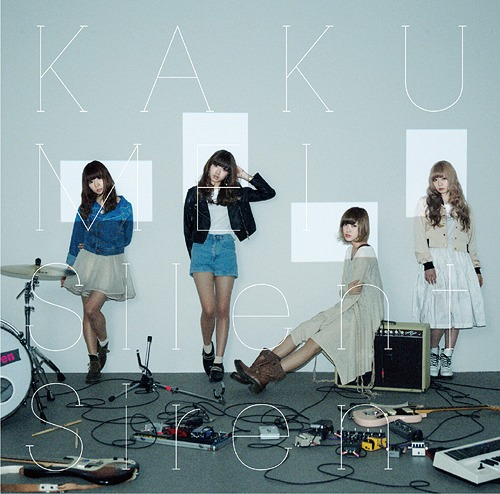 Single KAKUMEI by SILENT SIREN