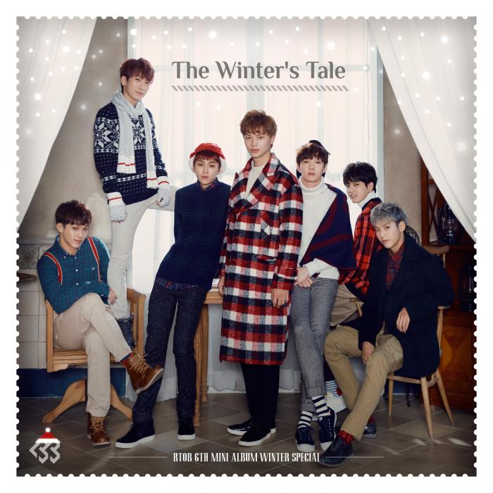 The Winter's Tale(울면 안 돼) by BTOB