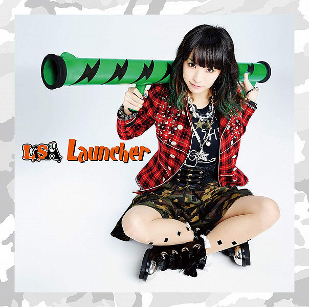 Album Launcher by LiSA