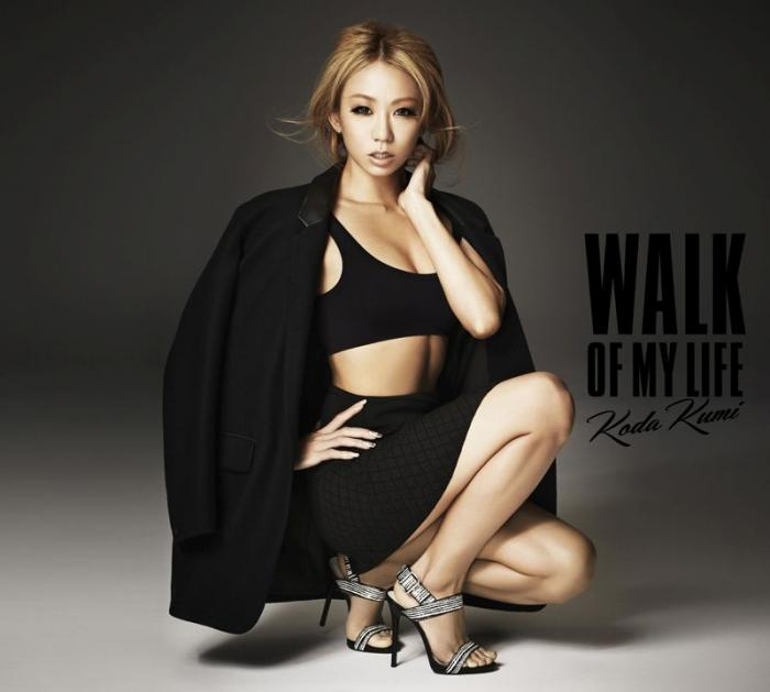 Album WALK OF MY LIFE by Koda Kumi