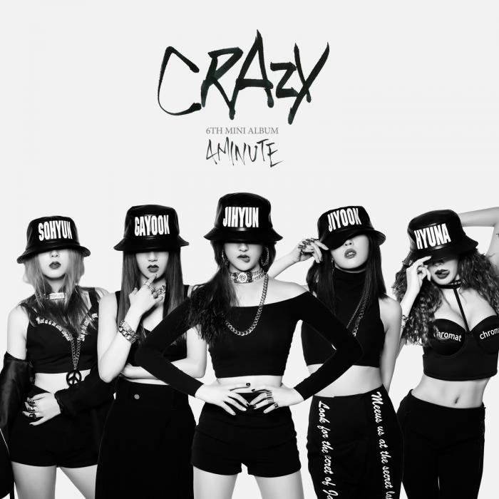 Crazy(미쳐) by 4Minute