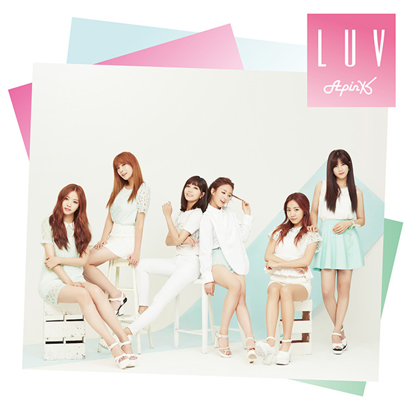 Single LUV -Japanese Ver.- by APink