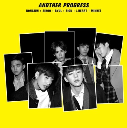 Mini album Another Progress by N-SONIC