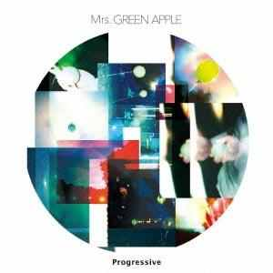 Mini album Progressive by Mrs. GREEN APPLE