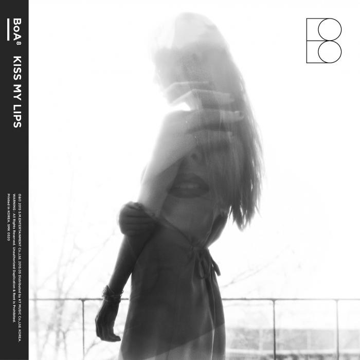 Album Kiss My Lips by BoA
