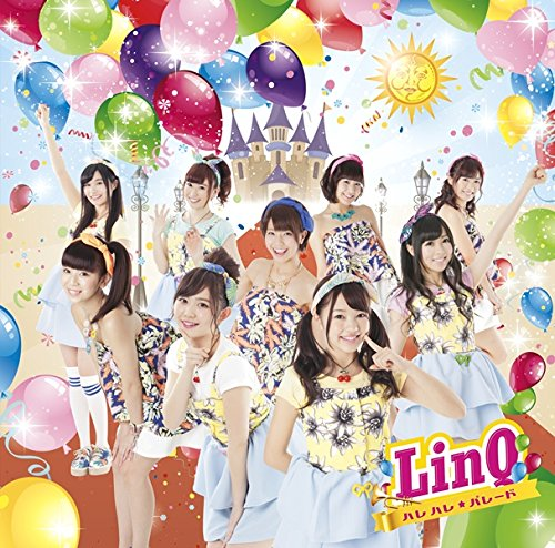 Single HareHare☆Parade by LinQ