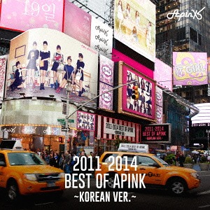 Album 2011-2014 Best of Apink ~KoreanVer.~ by APink
