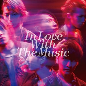 Single In Love With The Music by w-inds.