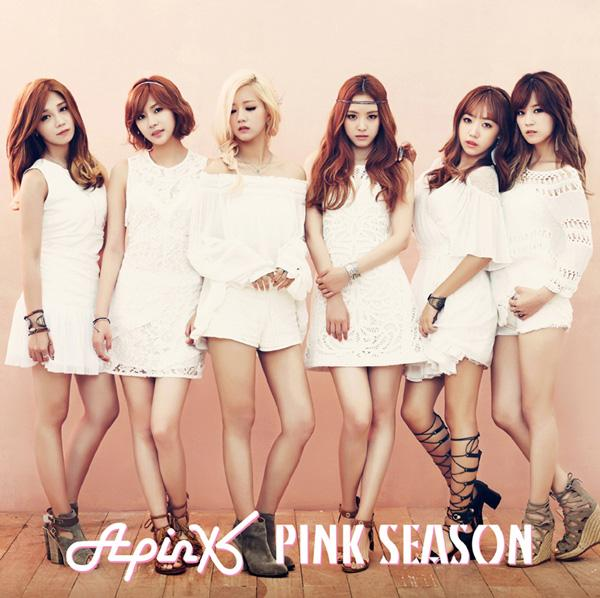 LUV (Japanese Ver.) by APink