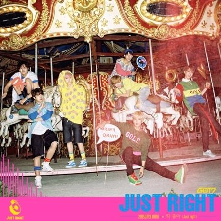 Mini album Just Right by GOT7