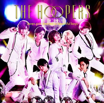 Single GO!GO! Dance ga Tomaranai by THE HOOPERS